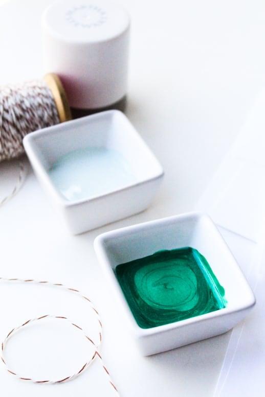 DIY patterned stationary - Sugar & Cloth - Houston Blogger - DIY