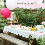 A Martha Stewart Party by Sugar & Cloth