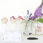 DIY // Cake Pop Stand & Recipe