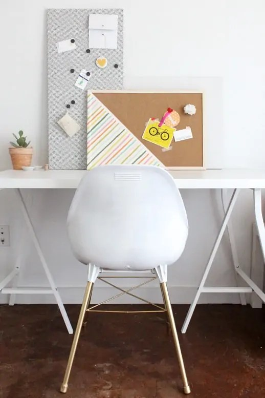 DIY noticeboards by sugar and cloth