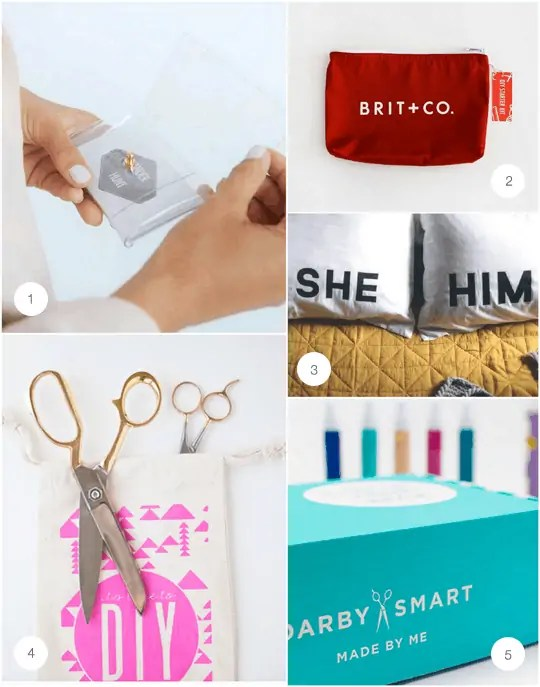 five DIY gift ideas for the holidays