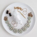 DIY Figurine Trinket Dishes