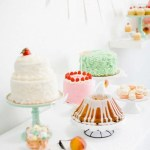 A Sunny Sunday Easter Dessert Table (and win $200 to Minted!)