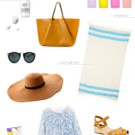My Summer Heat Survival Guide - Sugar and Cloth