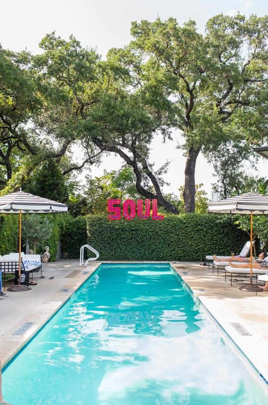 our stay at hotel saint cecilia austin, texas - sugar & cloth
