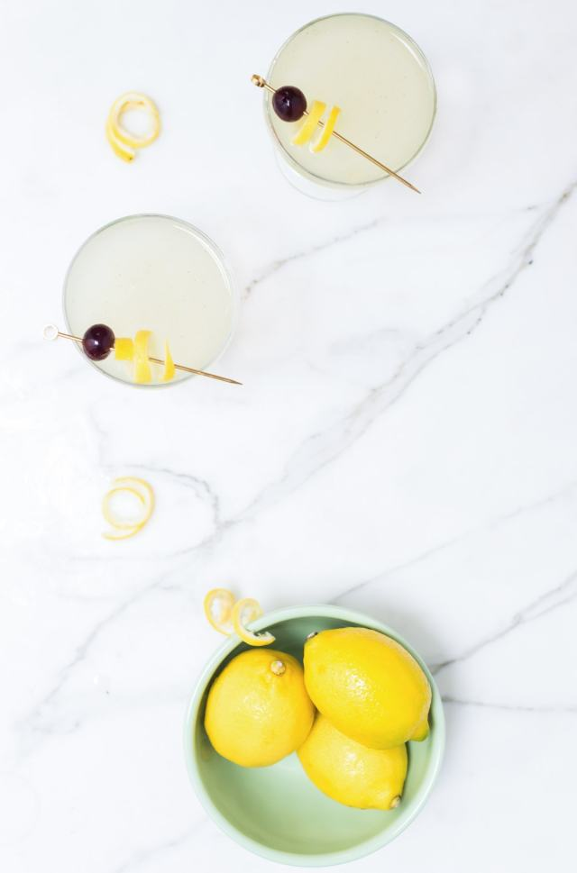 Corpse Reviver Cocktail Recipe - Halloween - Holiday - Sugar & Cloth ...