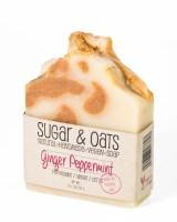 Ginger Peppermint Handmade Soap
