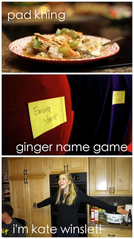 2011 12 209 WIAW 12/21: Throw A #GingerXmas Party