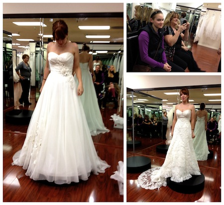 wedding dress shopping san jose