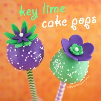 How To Make Key Lime Cake Pops