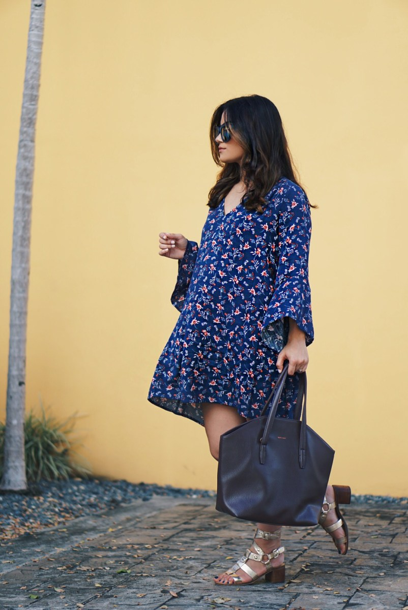 Nordstrom Sale Summer to Fall Dress
