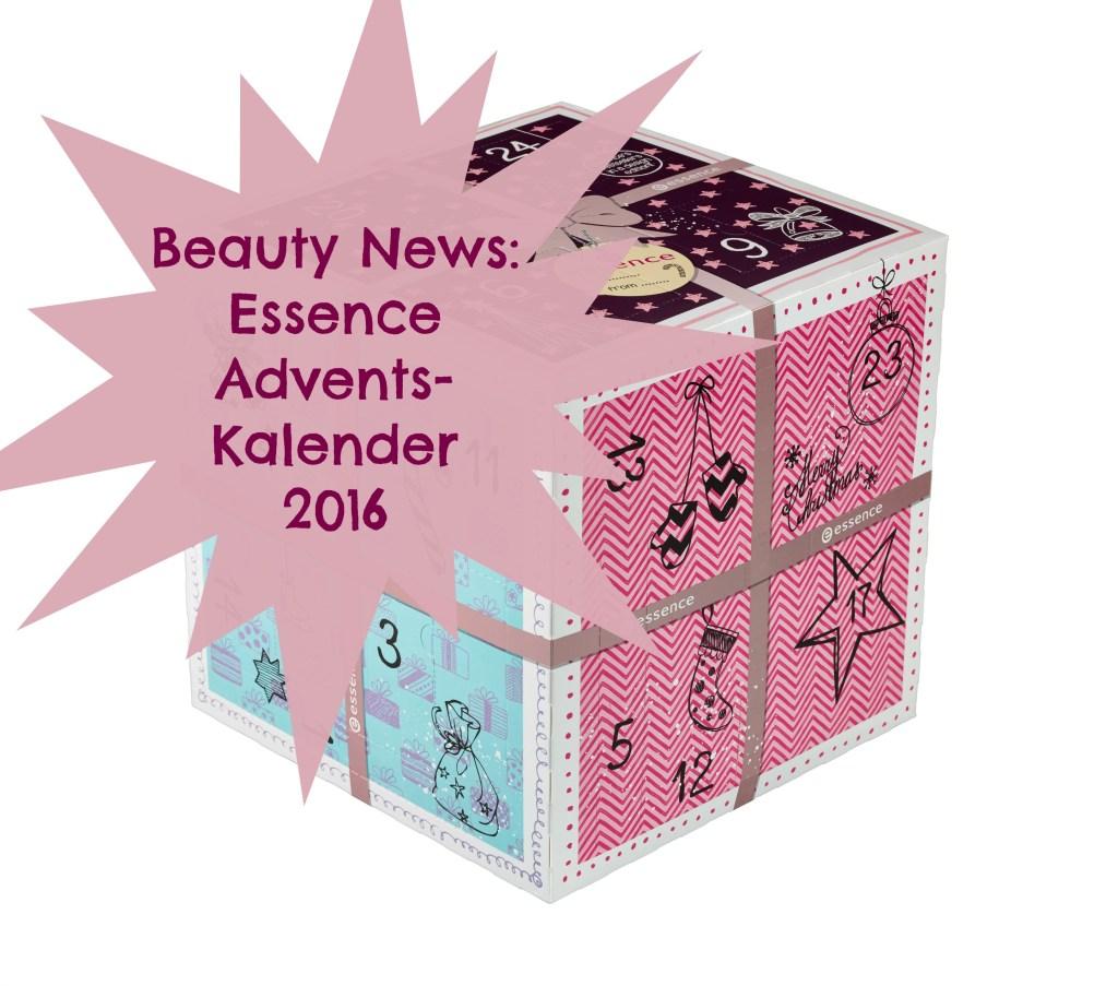 Beauty News: Essence Adventskalender 2016 (Spoiler Alert für den Inhalt!)