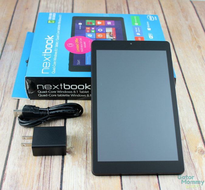 "Nextbook 8"" Windows Tablet"