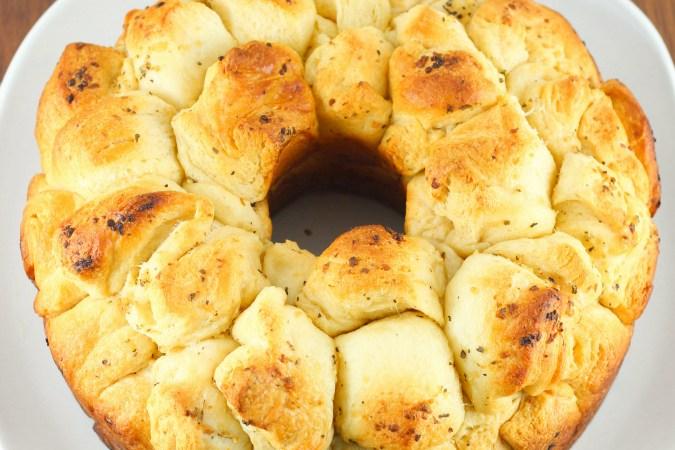Garlic Monkey Bread
