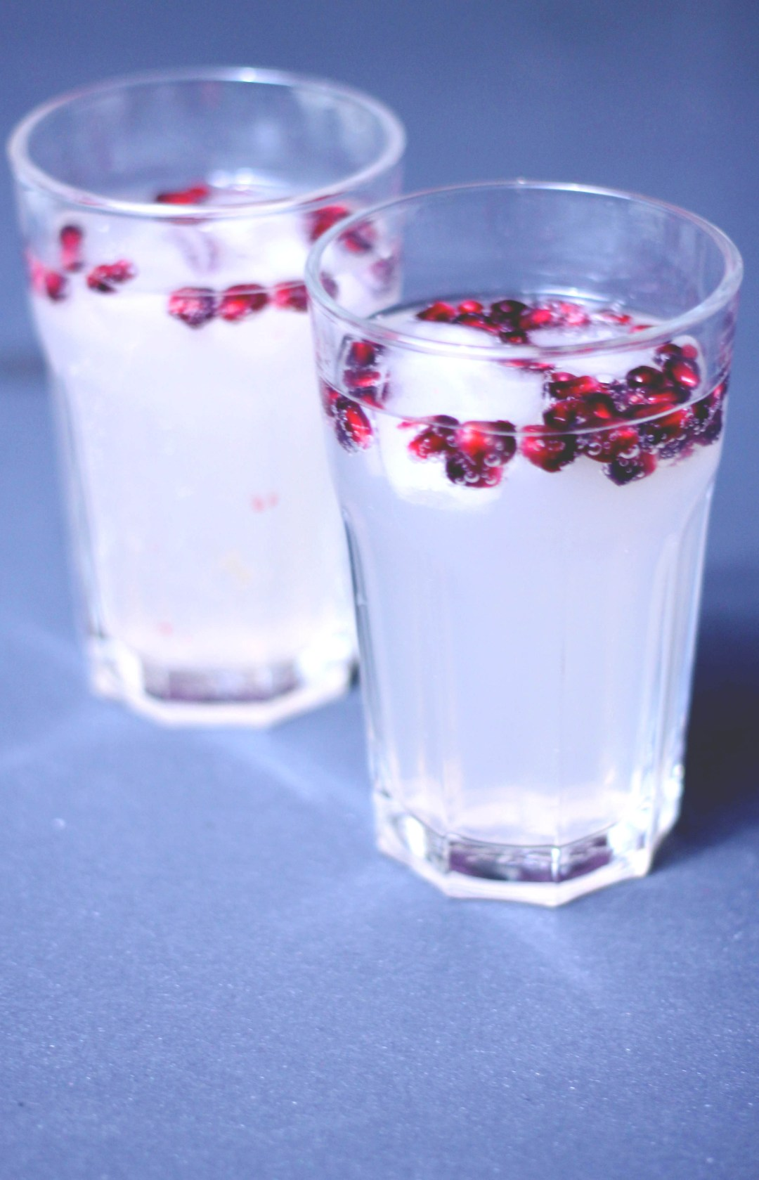 Pomegranate lemonade | Sugar Thumb