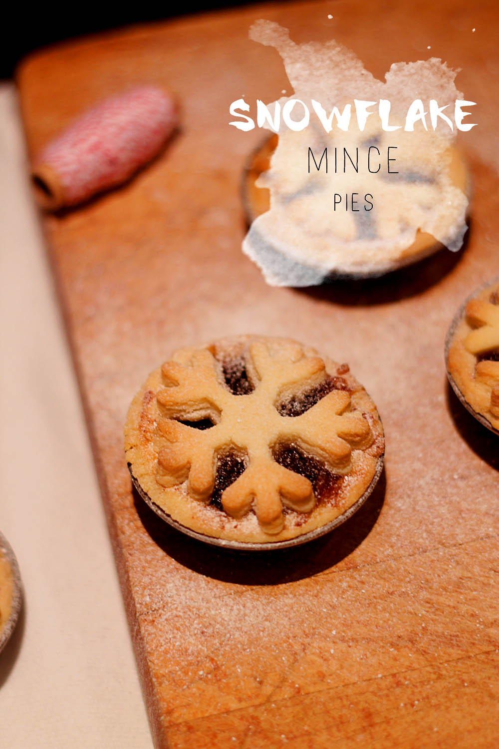 easy mince pie recipes