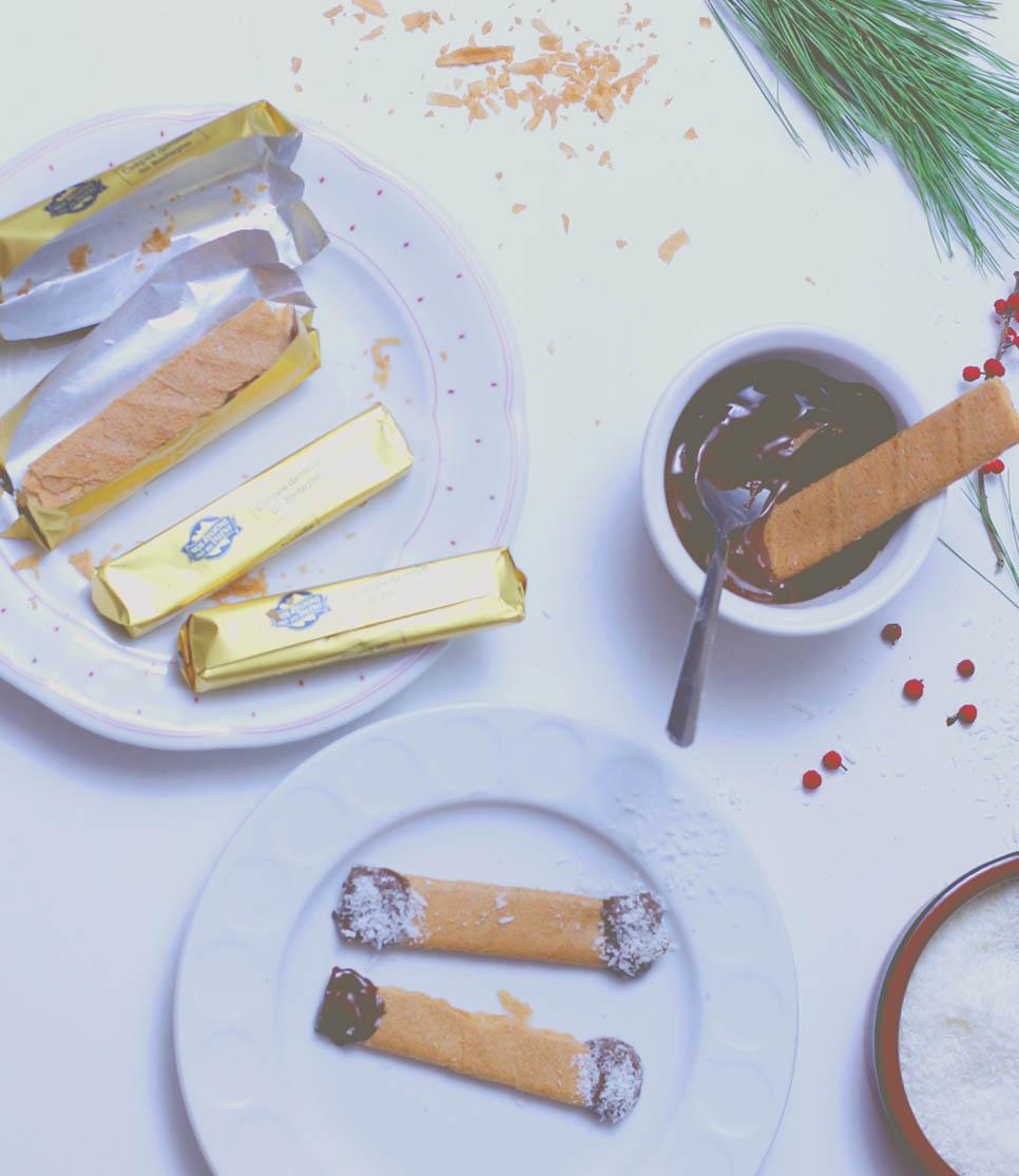 cheater's crepes dentelles | Sugar Thumb