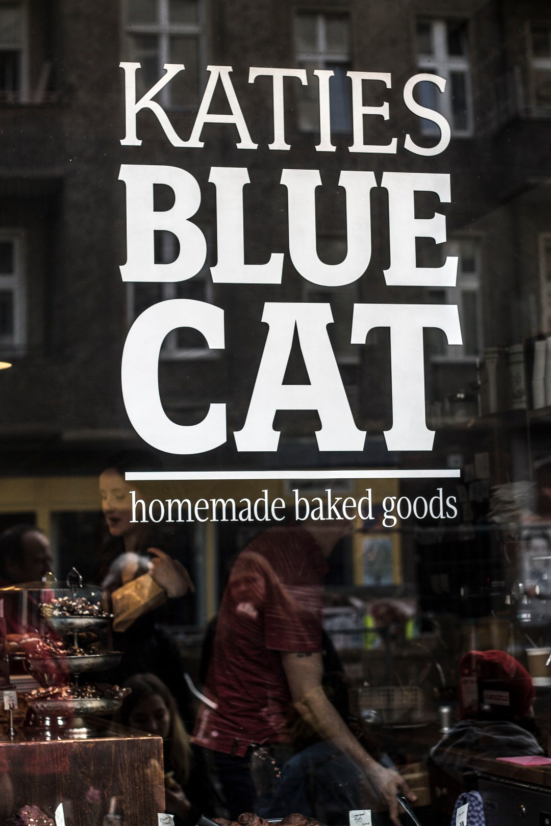 Katie's Blue Cat