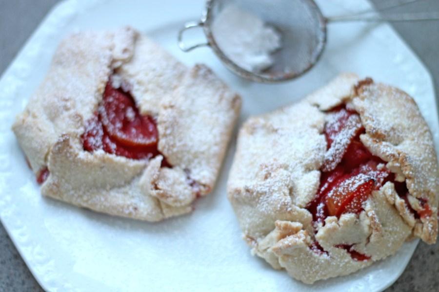 almond short crust pastry recipe