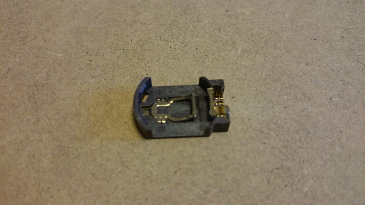 コイン電池ホルダー