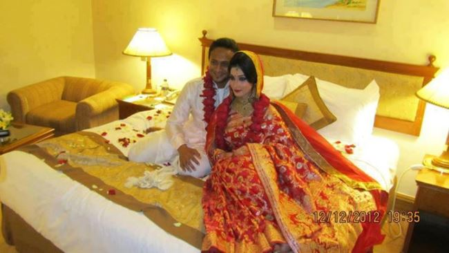 Shakib Al Hasan Marriage/Wedding Photos with Umme Ahmed Shishir