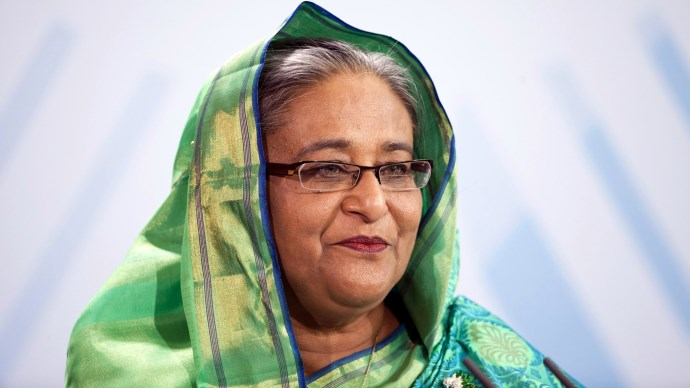Sheikh Hasina: Bangladesh Prime Minister HD Photo Wallpapers