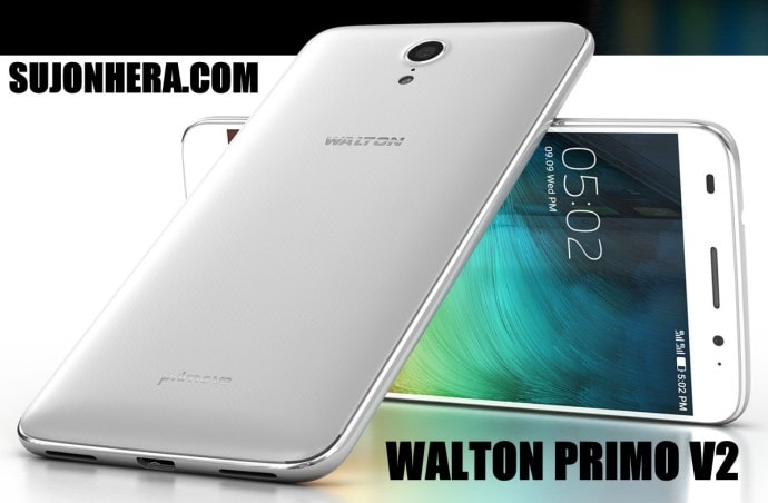 Walton Primo V2 Android Phone Full Specifications & Price