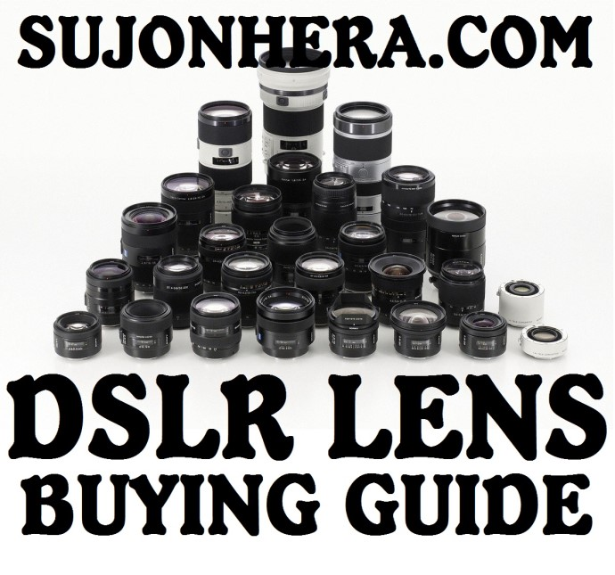 DSLR Lens Buying Guide Which Lens Should You Buy
