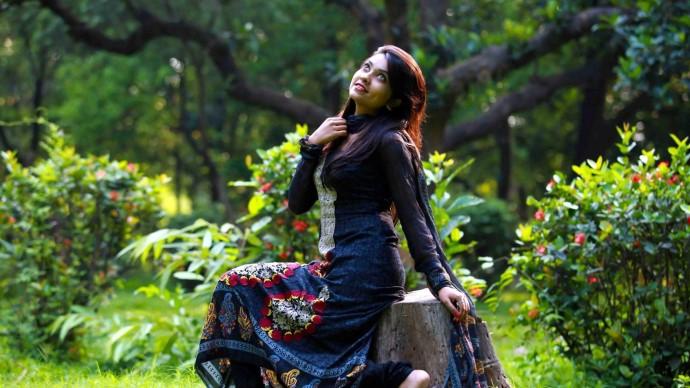 Ishika Khan Bangladeshi Model Actress HD Photo Wallpaper