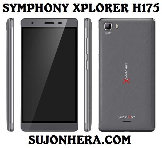 Symphony Xplorer H175 Full Phone Specifications & Price