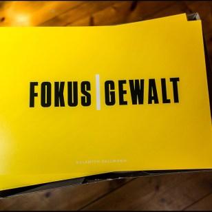 Buch: FOKUS | GEWALT