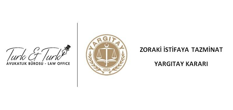 turk logo zoraki istifa