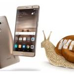 Huawei Mate 9、honor 8、P9などでWiFi速度が遅くなる、繋がらない不具合の対処方法・直し方