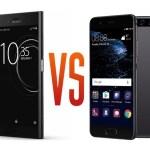Xperia XZ Premium vs Huawei P10、Motion EyeとLeicaカメラ比較、優秀なのはどっち?