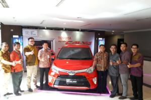 AUTO 2000 LUNCURKAN TOYOTA ALL NEW CAYLA