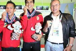 Atlet Binaan FKKSP Raih Emas, Indriefouny Indra Bangga