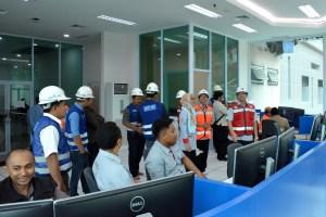 Forum Wartawan PT SP Kunjungi Pabrik Indarung VI