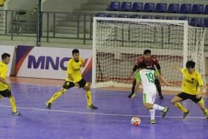 PON XIX Jabar, Futsal Sumbar Kalahkan Sumut