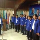 Lantik Pengurus PAN Padangpanjang, Ali Mukni Jangan Bicara Musda Lagi