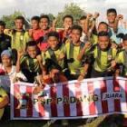 Akademi PSP Padang Lolos  Ke Semifinal Piala KONI