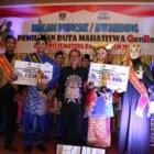 Bergairahnya Generasi Berencana (Genre) se Sumatera Barat
