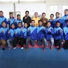 FORKI Sumbar Berangkatkan 23 Karateka di Kejurnas Piala Mendagri 2017