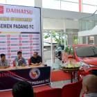 Semen Padang FC, Satu-Satunya Tim Disponsori Daihatsu Indonesia