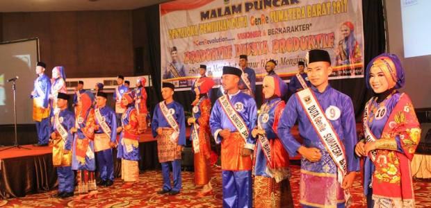 Kota Padang Kuasai Pemilihan Duta Genre Tingkat Sumbar