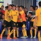 Tim Futsal Malaysia Tampil di Rafhely Specs Cup 2017