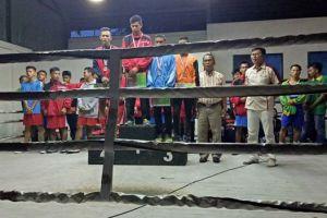 Pertina Padang Juara Umum Kejurda Tinju se Sumbar