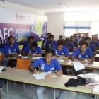 Sekjen PSSI Buka Pelatihan Lisensi C AFC Via Video  Conference