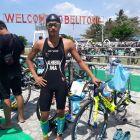 Alhberd Hendri Berbenah Jelang Bali Internasional Triathlon 2017