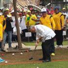 Menteri Basuki Lantik Pengurus Olahraga Dayung dan Gateball Sulawesi Utara