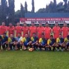 PS Pemko Padang Pecundangi PS Pemko Bogor